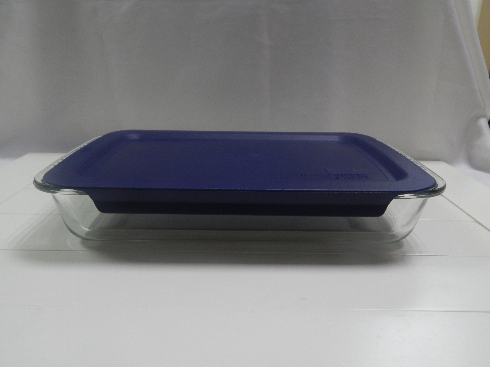 Glass Casserole with PP Plastic Lid Wholesale
