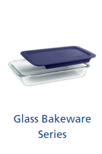 Glass Baking Dishes with Plastic Lids Supplier