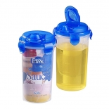 BPA Free Oil Bottles with Lids