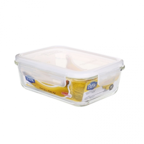 Easylock Large Glass Containers for Food Storage